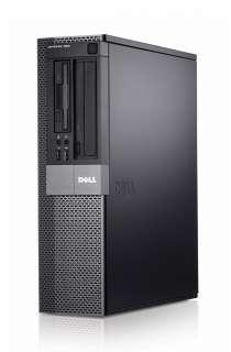 Dell 960 OptiPlex QUAD CORE 750GB DVD RW WINDOWS XP PRO