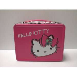 Hello Kitty Pink Lunch Box Green Clover Toys & Games