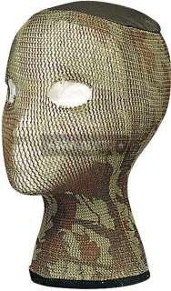 Military Camouflage Winter Ski Mask Spandoflage Head Net