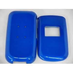Lg220c Solid Blue Design Hard Case Cover Skin Protector