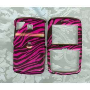 PINK ZEBRA PHONE COVER CASE PANTECH REVEAL C790 AT&T Cell