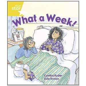 What a Week (Rigby Star) (9780433051183): Cynthia Ryder: Books