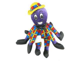 NEW THE WIGGLES HENRY THE OCTOPUS PLUSH DOLL 7
