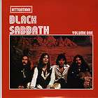 Black Sabbath Attention Volume One limited edition Col
