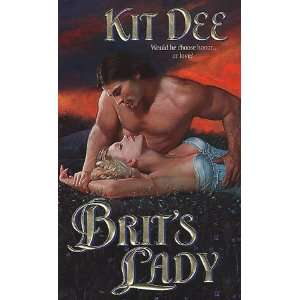 Brits Lady (Avon Camelot Books) (9780380806935) Kit Dee Books