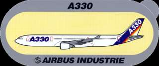 AIRBUS A330 STICKER HOUSE COLOURS YELLOW CHECK BACKGROUND