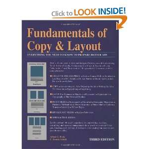 Copy & Layout (9780844230221) Albert C. Book, C. Dennis Schick Books