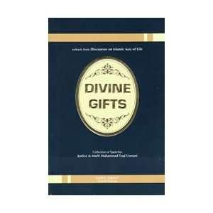 Divine Gifts (9789694284361): Mufti Muhammad Taqi Usmani: Books