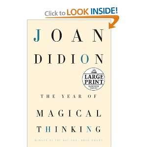 (Random House Large Prin) (9780739327791) Joan Didion Books