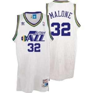 Utah Jazz Karl Malone Hardwood Classics Swingman Jersey Clothing