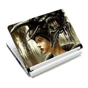 Fancy Future Warrior Laptop Protective Skin Cover Sticker