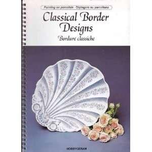 Classical Border Designs: Donatella Viggiani: Books
