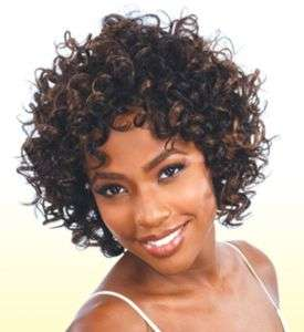 OPRAH 3PCS CURLY HUMAN WEAVE EXTENSION SHORT CUT
