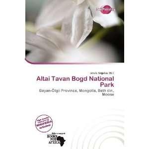 Altai Tavan Bogd National Park (9786135889512) Jerold