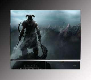 Skyrim The Elder Scrolls V Dragon Warrior Game NEW SKIN Cover