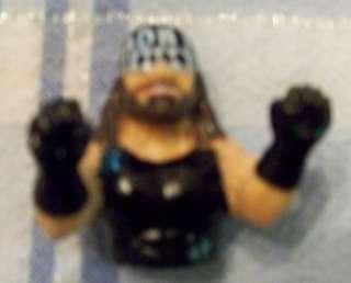 WWE WWF WCW MACHO MAN RANDY SAVAGE FINGER PUPPET M