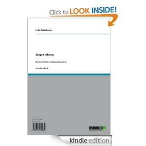 Zeugen Jehovas (German Edition): Lydia Haltenberger:
