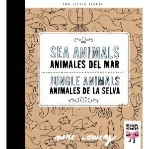 Animals and Jungle Animals / Animales del mar y Animales de la selva