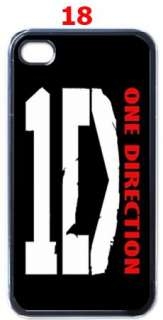 One Direction Band iPhone 4 Case iPhone 4S Case (Back Cover)