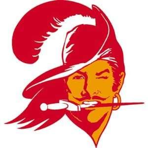 NFL Football Team Logo Transfers Rub On Stickers/Tattoos   Tampa Bay