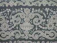 Victorian Torchon French Lace Drapery Pr Vining Design