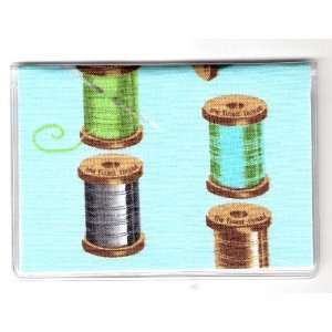 Debit Check Card Gift Card Drivers License Holder Spools