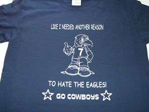 Vick Eagles Dallas Cowboys Michael Hater T Shirt Wow ST