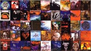 HEAVY METAL BLACK STEEL   DESTRUCTOR 2001 CD M