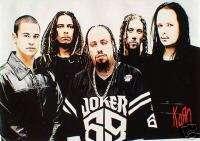 KORN JOKER 69 POSTER FROM ASIA   ALT METAL ROCK MUSIC