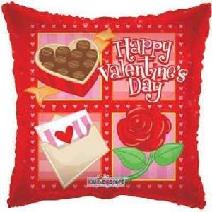 Valentines Balloon   18 Valentines Day Presents Toys & Games