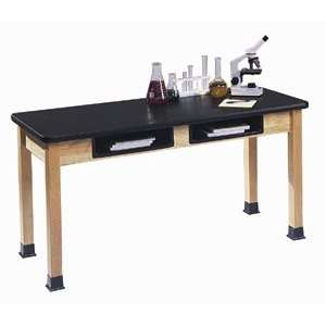 Plastics BS2448EP 24 x 48 Epoxy Resin Science Table Everything Else