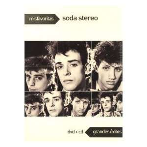 Soda Stereo Mis Favoritas + Cd