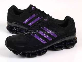 Adidas Ambition PB 3M Black/Sharp Purple Running Sports U42921