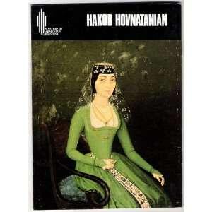 Hovnatanian Masters of Armenian Painting Series (Armenian/Cyrillic