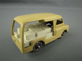 1950s Matchbox Lesney Bedford Milk Delivery Van #29