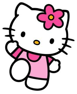 Hello Kitty Toddler Girls Sanrio Polka Dot Hearts April Rain Boot size