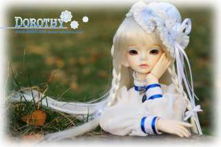 Dorothy DollZone 1/4 girl SUPER DOLLFIE size bjd msd