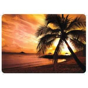Handstands Palm Sunset Laptop Skin Cover Skinware