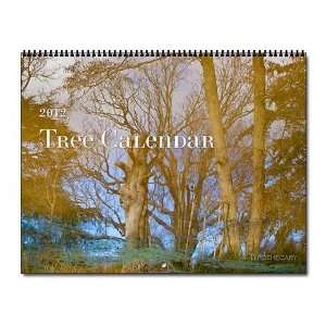 Trees Quotes Wall Calendar by CafePress Everything Else
