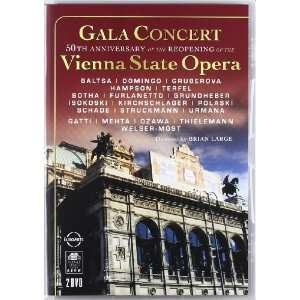 Vienna State Opera Gala Concert / Domingo, Terfel