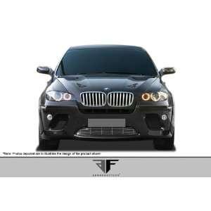 BMW X6 E71 AF 1 Front Bumper Cover   Duraflex Body Kits Automotive