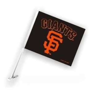 San Francisco Giants Car/Truck Window Flag  Sports