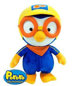normal size 11 PORORO character DOLL best choice for kid Happy Xmas