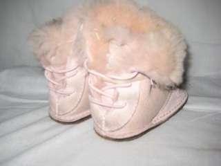 GIRLS   UGG AUSTRALIA   BAILEY button   pink   WINTER boots   toddler