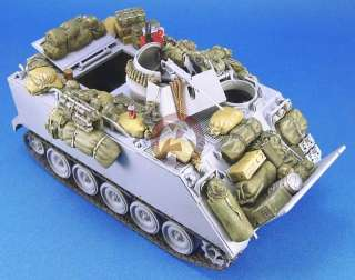 Productions 1/35 M113 Armored Personnel Carrier Vietnam Stowage LF1076