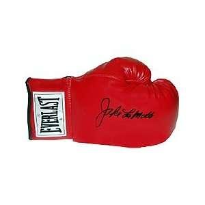 Jake LaMotta Boxing Glove