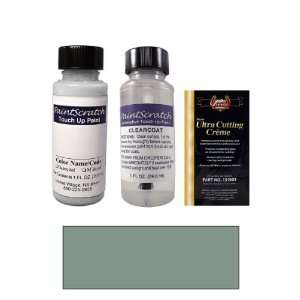 Oz. Medium Pewter Metallic Paint Bottle Kit for 1983 Ford All Other