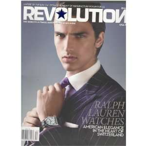 Magazine (Ralph Lauren Watches, Number 17 2011): Various: Books