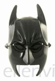 Superhero Helmet Adjustable Knuckle Ring Fashion Jewelry Matte Black