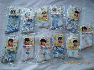 Lot of 11 Ladies Socks Polar bear blue orange Roses Thin Casual One